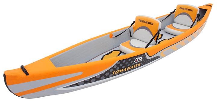 קיאק מתנפח  Tomahawk-II Aqua Marina