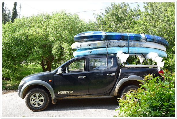 Marlin-Kayak-Loaded-On-Car