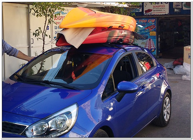 baracuda-loaded-on-car