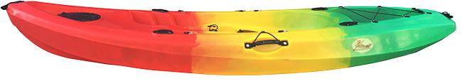 Starfish- Fishing - Kayak