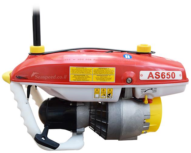 AquaScooter AS650 אקווה סקוטר לצלילה ושחייה מדגם
