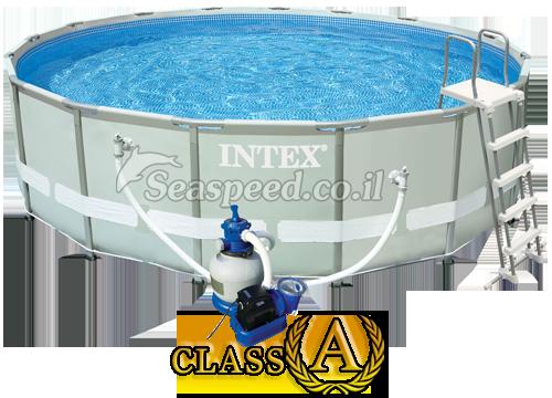 ultra frame pool 549x132 ultra frame intex. Black Bedroom Furniture Sets. Home Design Ideas