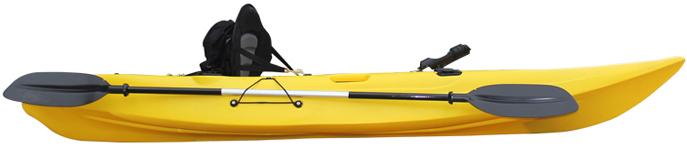 קיאק דייג מקצועי מדגם Starfish