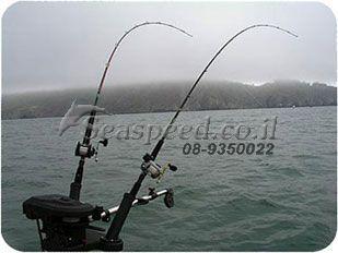 גלגלות דיג Scotty